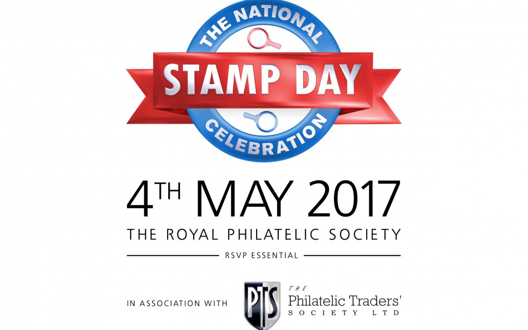 NEW for 2017 – National Stamp Celebration Day