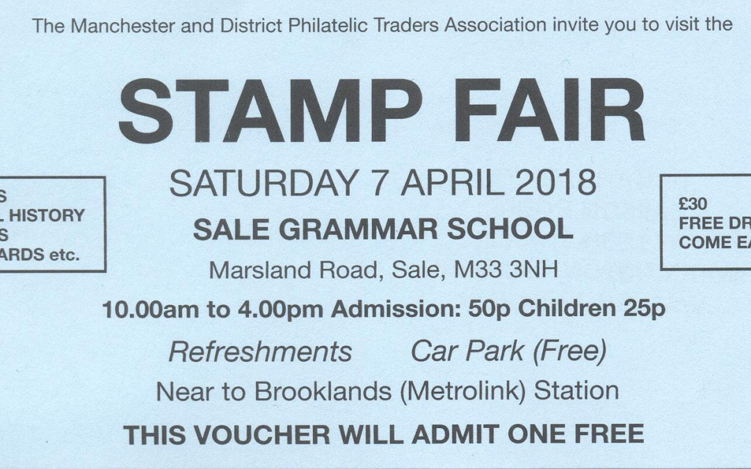 Sale Stamp Fair