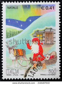 stock-photo-italy-circa-a-stamp-printed-in-italy-dedicated-to-christmas-pirkko-vahtero-circa-248487010